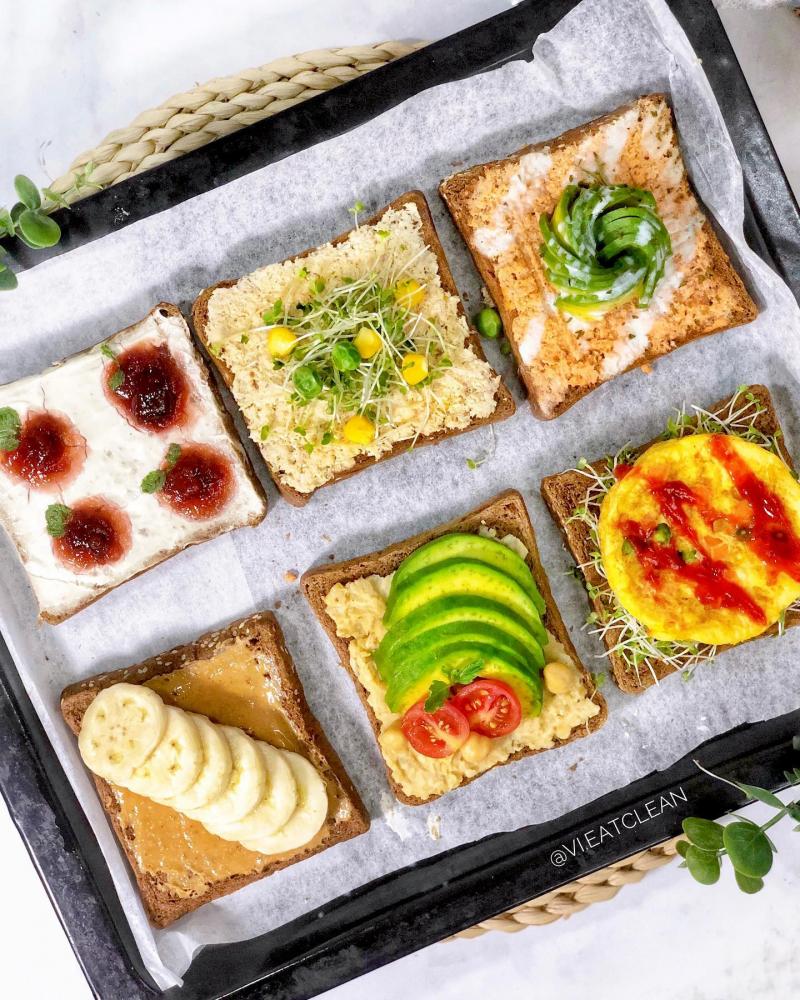 Let'eat Healthy Food
