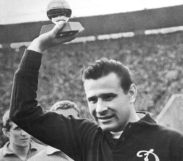 Thủ môn huyền thoại Lev Yashin