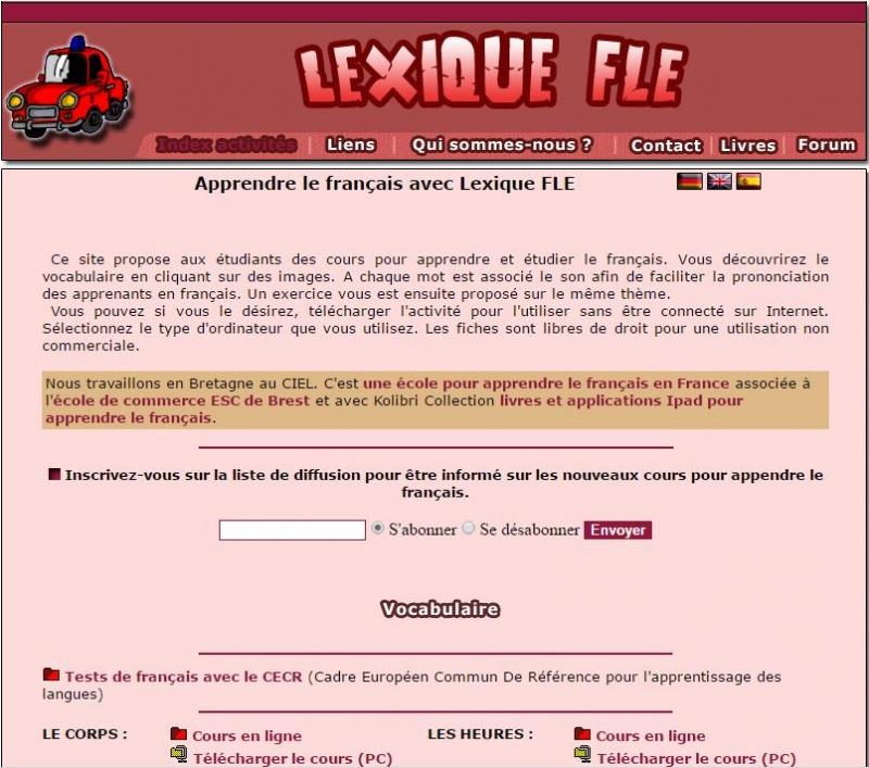 Website hiển thị khi bạn truy cập vào trang web
