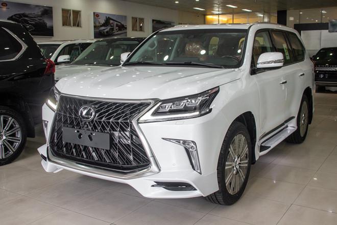 Lexus LX570 Super Sport MBS – Giá: 13 tỷ VND
