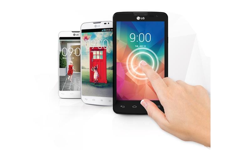 Cũng giống như tivi, các dòng điện thoại của LG được đánh giá cao về độ sắc nét và màu sắc sống động của màn hình