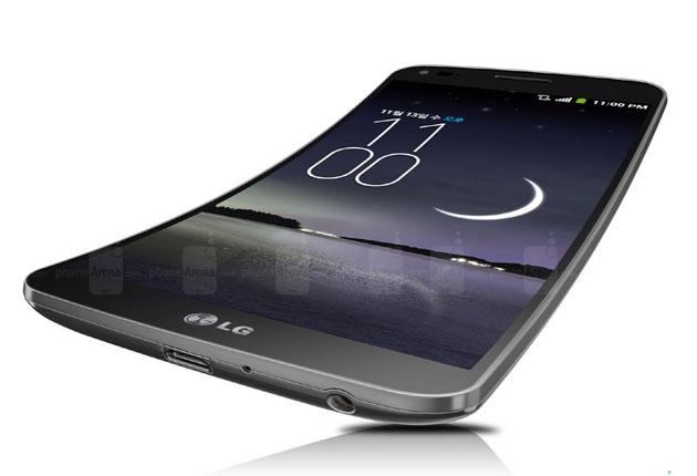LG G Flex màn hình cong đầu tiên của LG