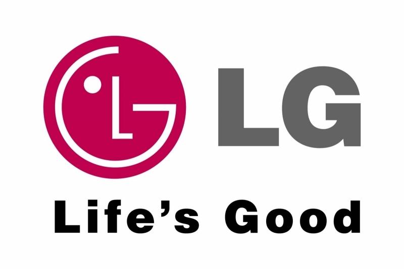 Logo thương hiệu máy giặt LG