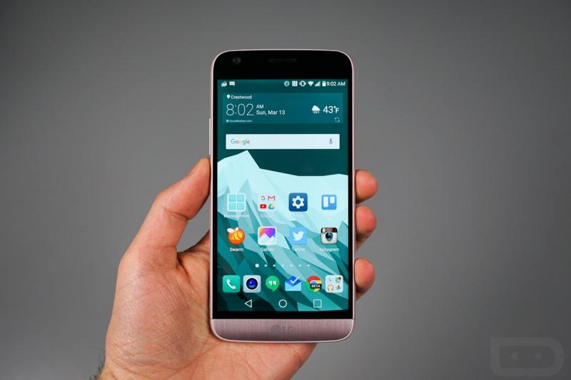 Siêu phẩm bị lãng quên - LG G5