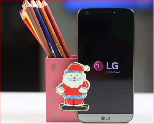 LG G5 mang trong mình những cải tiến mạnh mẽ