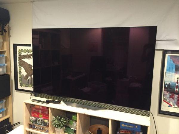 LG OLED E6 series