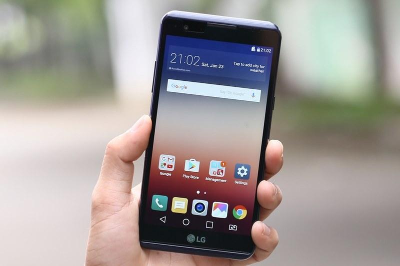 LG X Power sở hữu bộ vi xử lý MT6735 4 nhân 64-bit vô cùng mạnh mẽ