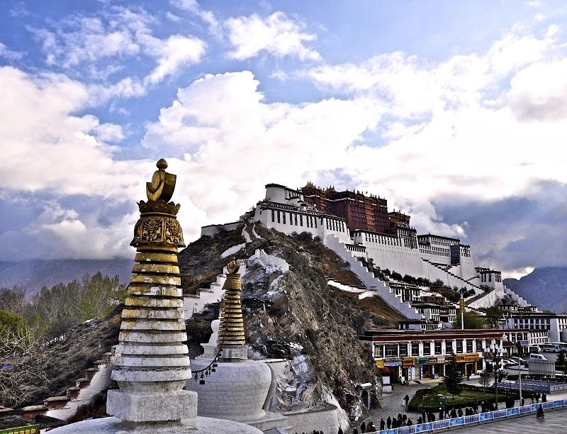 Lhasa, Tây Tạng