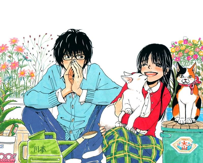 Bộ phim chuyển thể từ manga cùng tên.