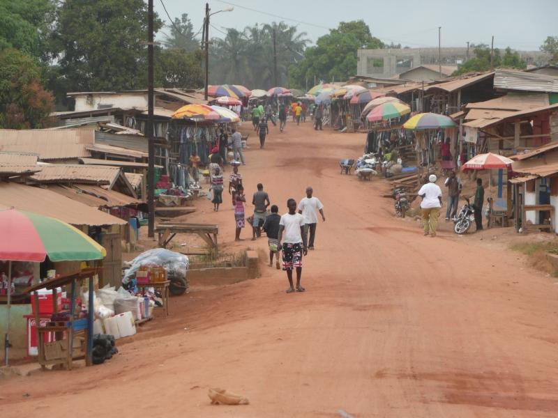 Giá lao động ở Liberia tương đối thấp chỉ khoảng 435 USD/năm