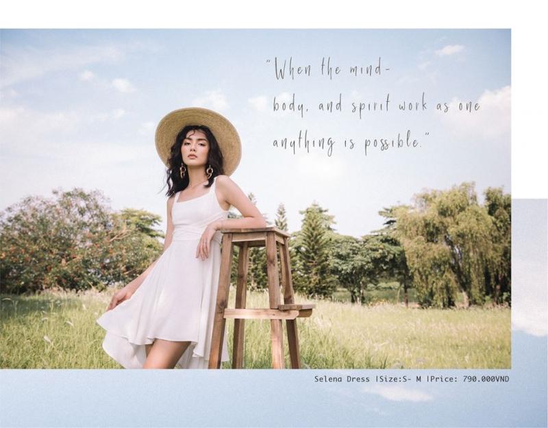 Top 7 shop thời trang tông đen - trắng chủ đạo đẹp nhất ở Hà Nội