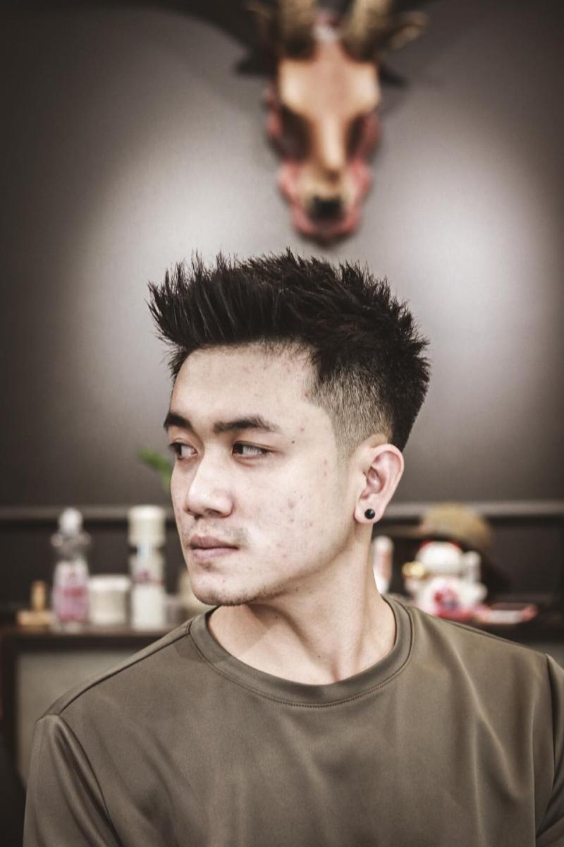 Liem Barber Shop Hanoi