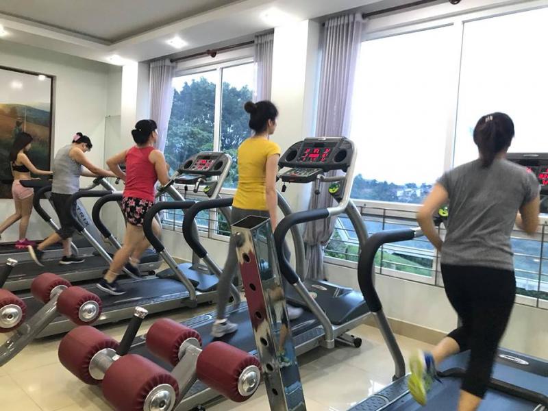 Liên Đô Star Gym