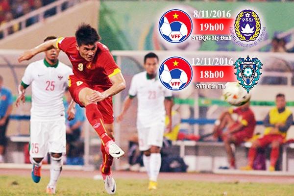 Liên đoàn bóng đá Việt Nam có 2 trang web về thể thao