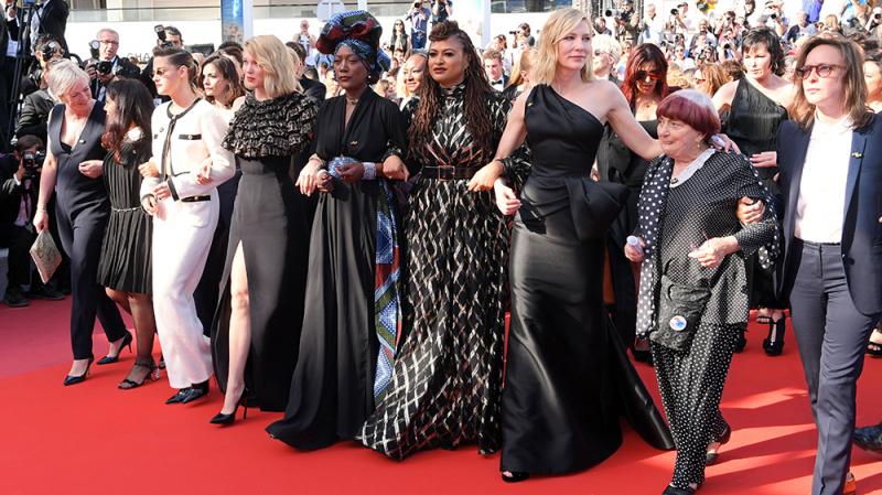 Các minh tinh màn bạc tại Liên hoan phim Cannes