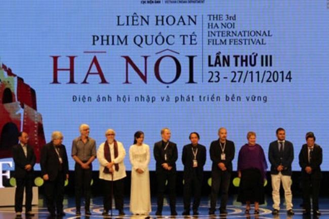 Liên hoan phim quốc tế Hà Nội 2016
