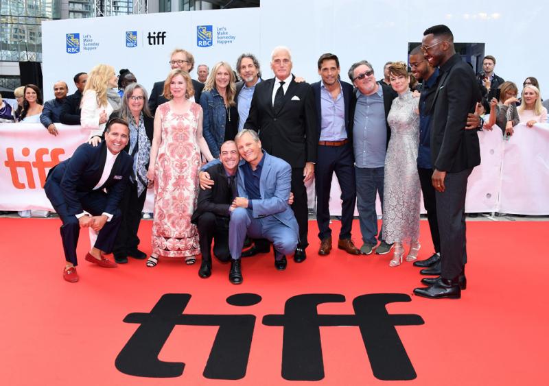 Những ngôi sao nổi tiếng tại Liên hoan phim Quốc tế Toronto