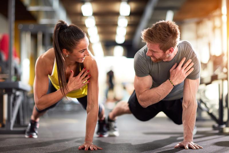 Hãy liên kết tâm trí bạn với niềm vui khi luyện tập để thấy hiệu quả của mục tiêu