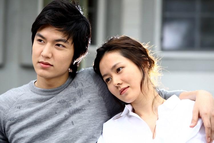 Lee Min Ho cùng Son Ye Jin trong