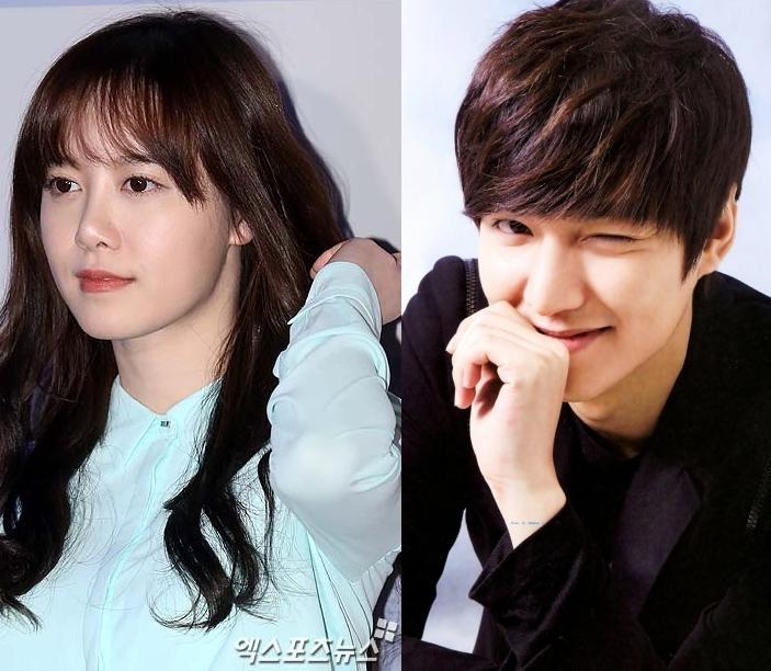 Lee Min Ho và Goo Hye Sun - cặp đôi hit một thời