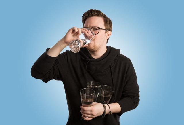 Luôn trong tình trạng muốn uống nước