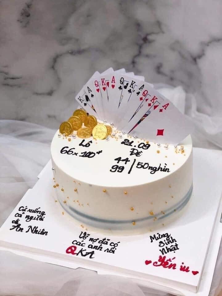 Lieuhan Socola Cake