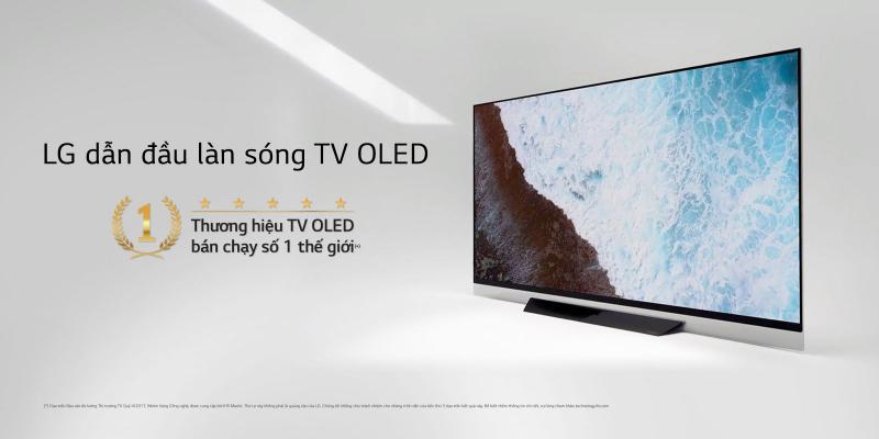 Sản phẩm tivi của LG
