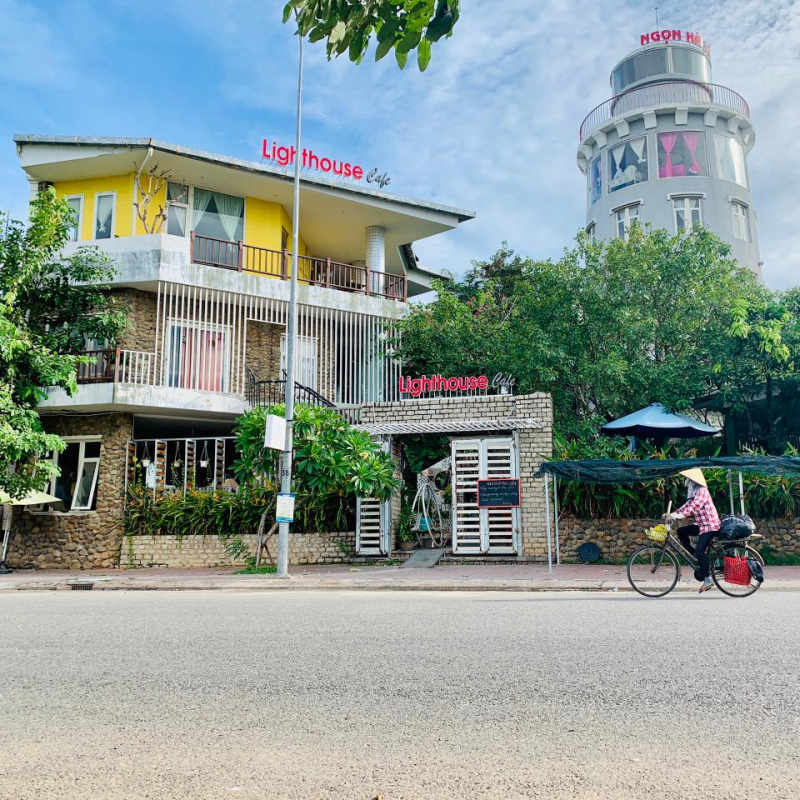 Lighthouse cafe Phan Thiết