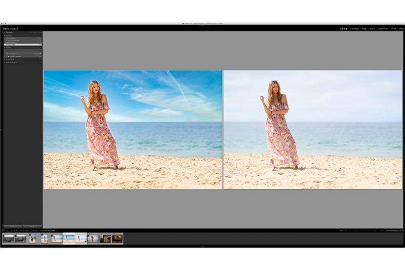 Ứng dụng chỉnh sửa ảnh Lightroom