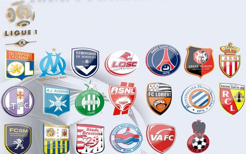 Ligue I - Pháp