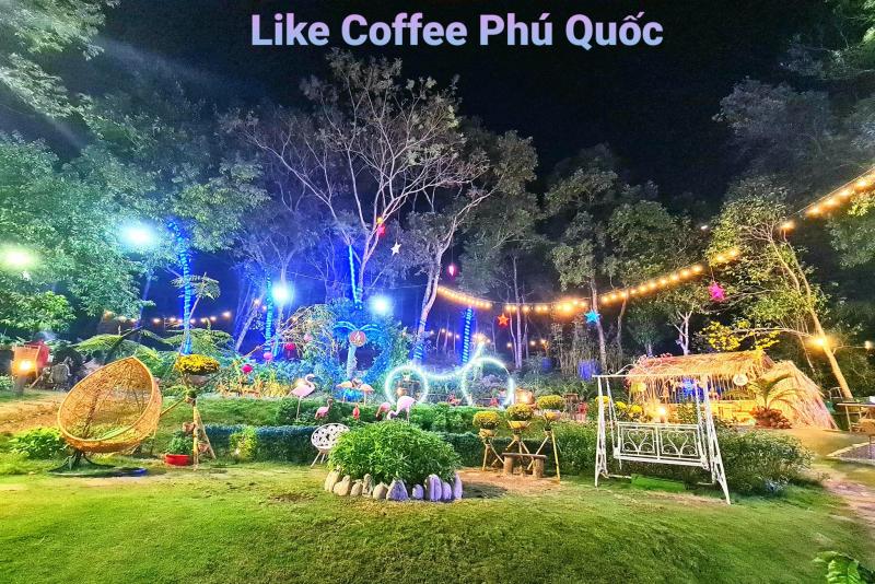 Like Coffee Phú Quốc