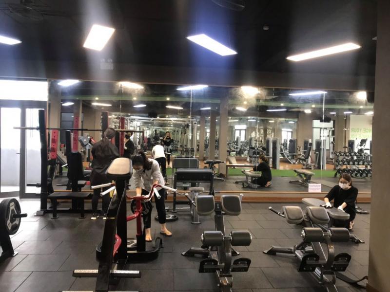Like Fitness Center - Tô Hiệu