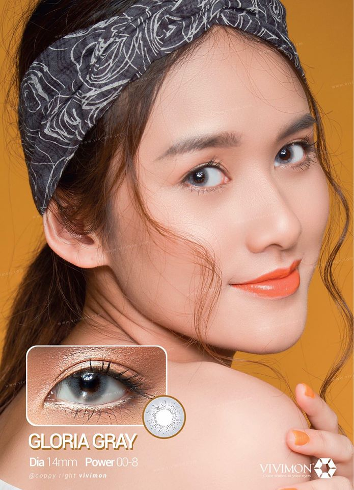 Lila Contact Lens