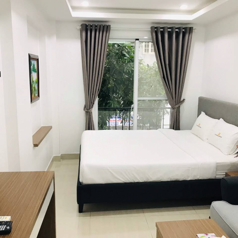 Lila Hotel & Serviced Apartment