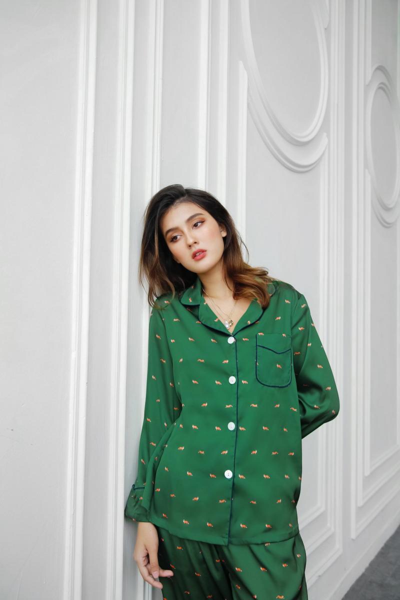 Lilas Blanc Nightwear