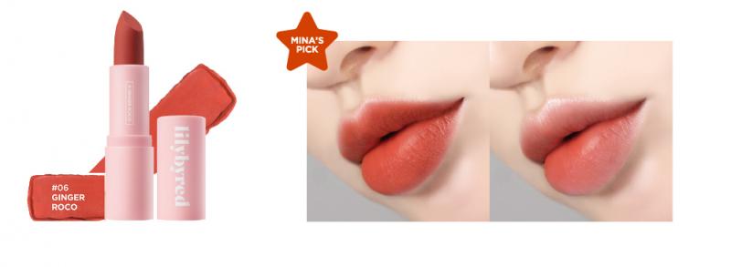 Top 10 Thỏi son có màu cam đất đẹp nhất - Toplist.vn