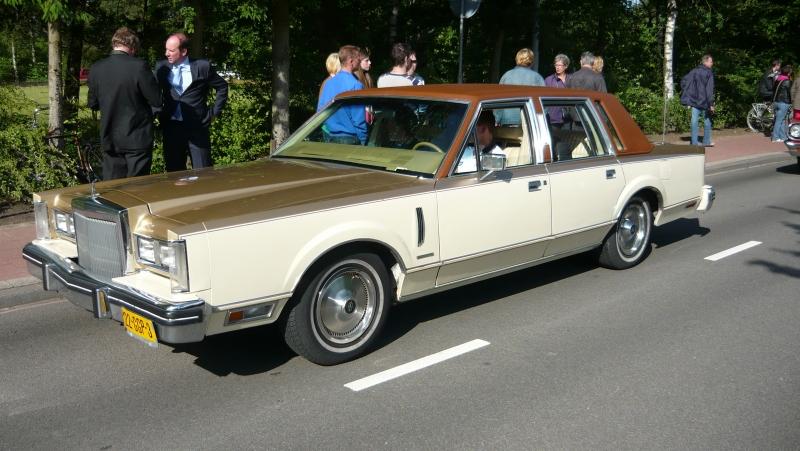Lincoln Town Car 1983