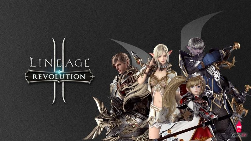 Lineage 2 Revolution là tựa game online nhập vai hot nhất đang được chào đón nồng nhiệt trong mùa hè