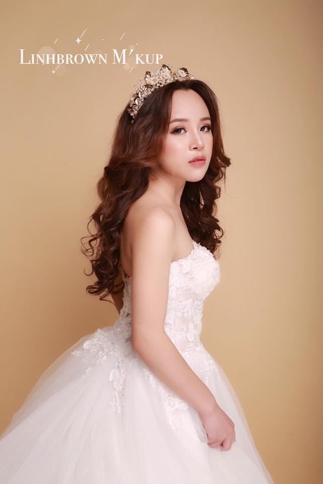 Linh Brown Make Up