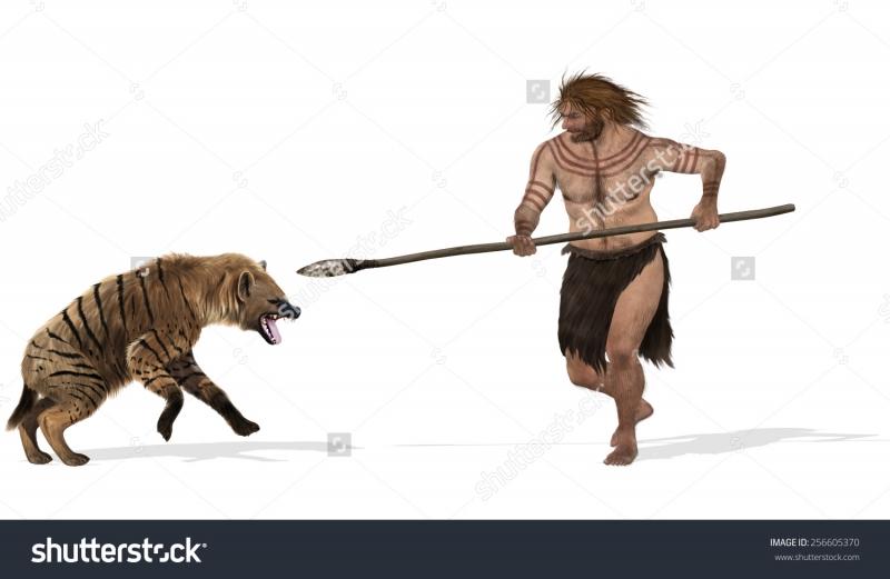 Chúng thường tập trung sống thành đàn với 30 thành viên và đi săn cùng nhau.
