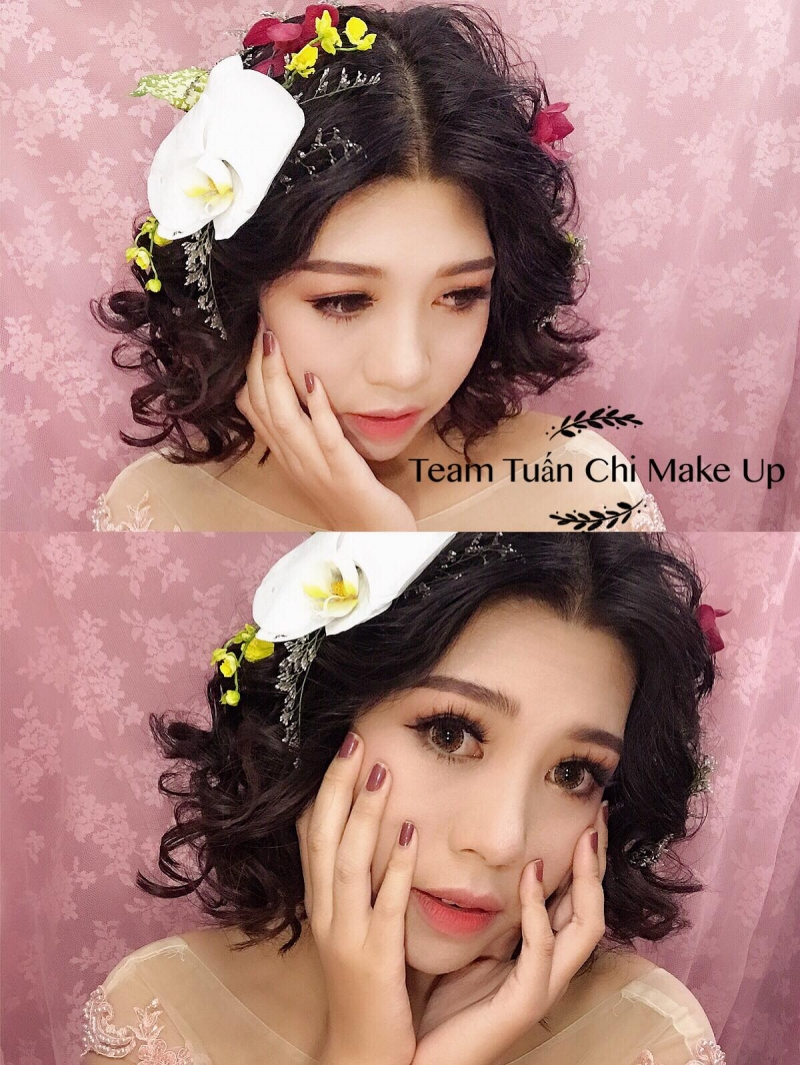 Linh Chi Make UP