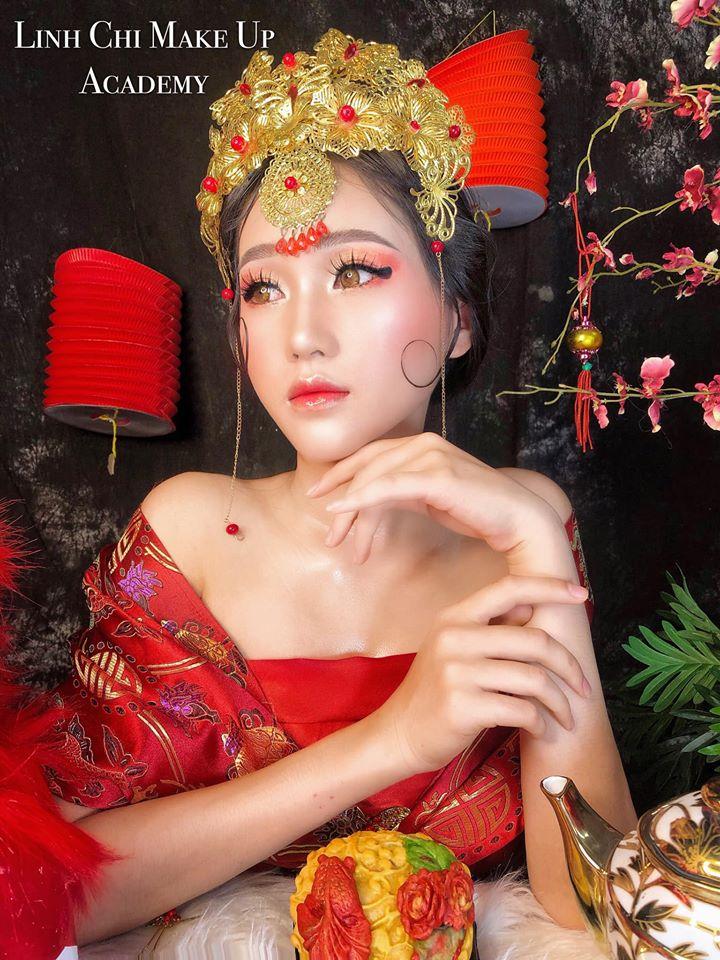 Linh Chi Make UP