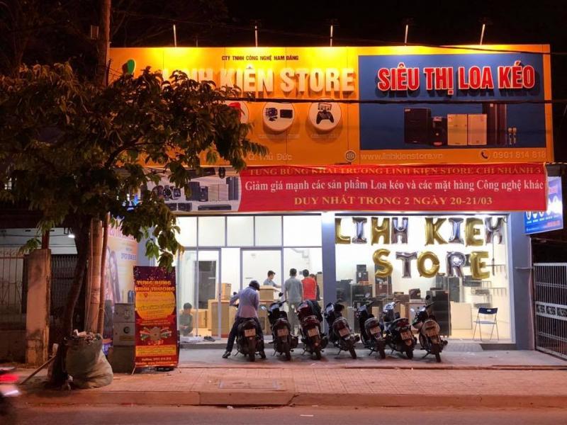 Linh Kiện Store