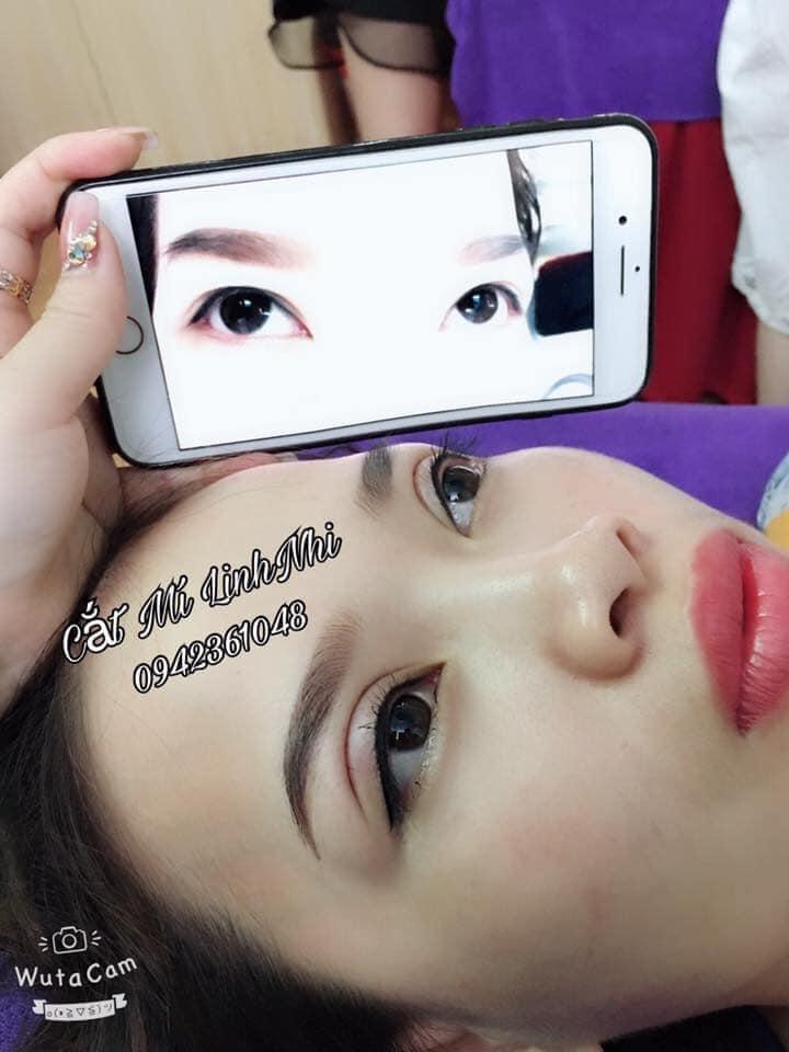 Linh Nhi Brows