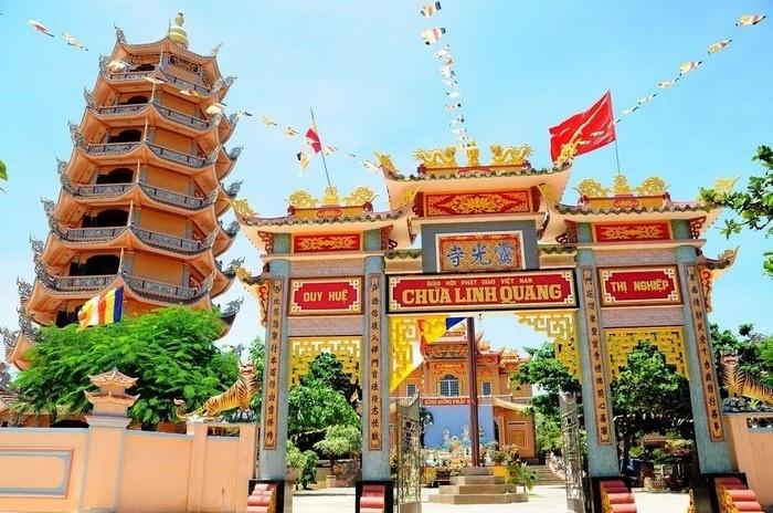 Linh Quang Tự