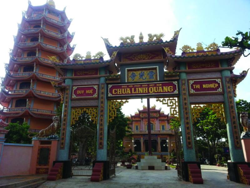 Chùa Quang Linh