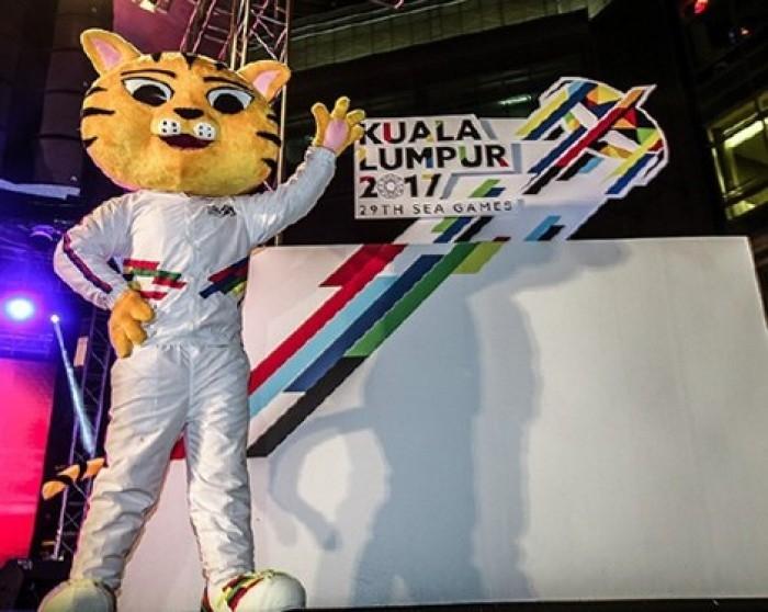 Chú cọp RIMAU - linh vật tại SEA Games 29