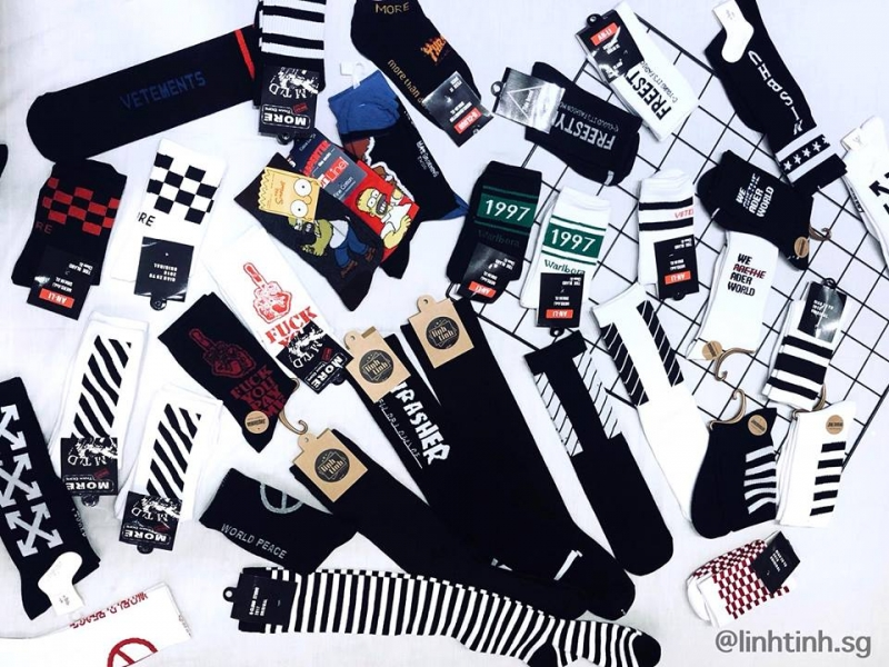 linhtinh.sg - Socks - Accessories