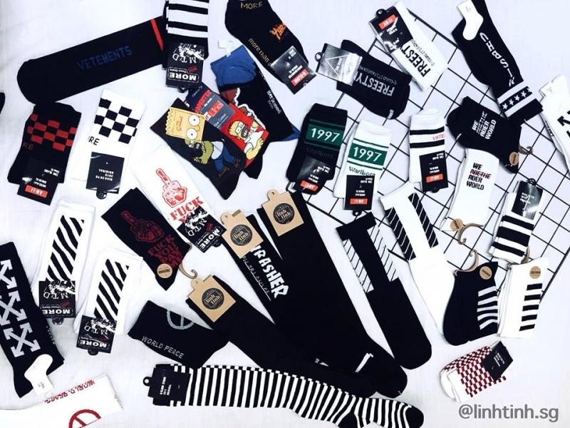 linhtinh.sg - Socks - Accessories