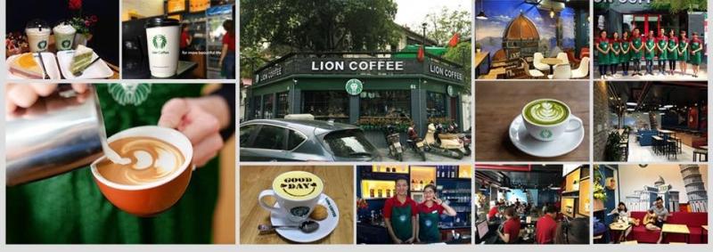 Đến Lion Coffee nhé?